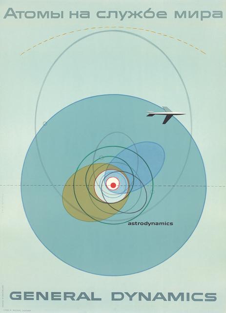 , 'General Dynamics / Astrodynamics.,' 1955, Rennert's Gallery