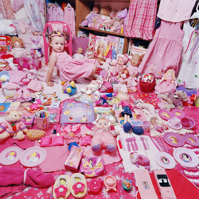 , 'Emily and Her Pink Things,' 2005, Rosier Gallery
