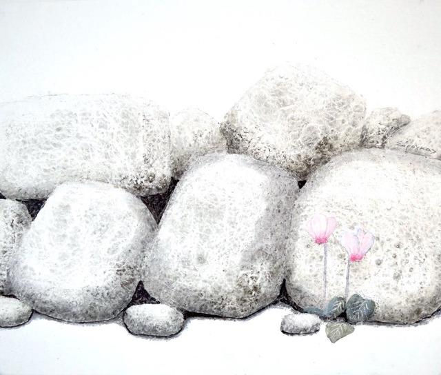 Sotiris Sorogas, '(KFS) Attica Flowers V (Cyclamen)', 2016, ARTION GALLERIES