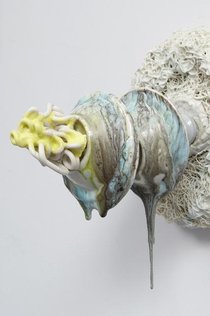 , 'Merge (1-3),' 2018, Jane Hartsook Gallery