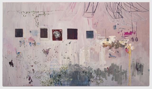 Marina Rheingantz, 'Trapezio', 2019, Painting, Oil on canvas, Zeno X Gallery