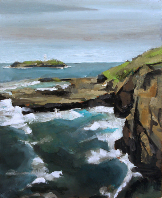 Simon Andrew, 'Godrevy Island', Wallace Galleries