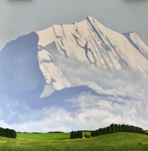 , 'Mountain Majesty,' 2018, Ode to Art