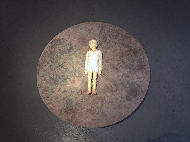 , 'dropman,' 2015, galerie burster