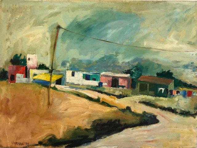 , 'San Pablo #41,' 1998, InLiquid