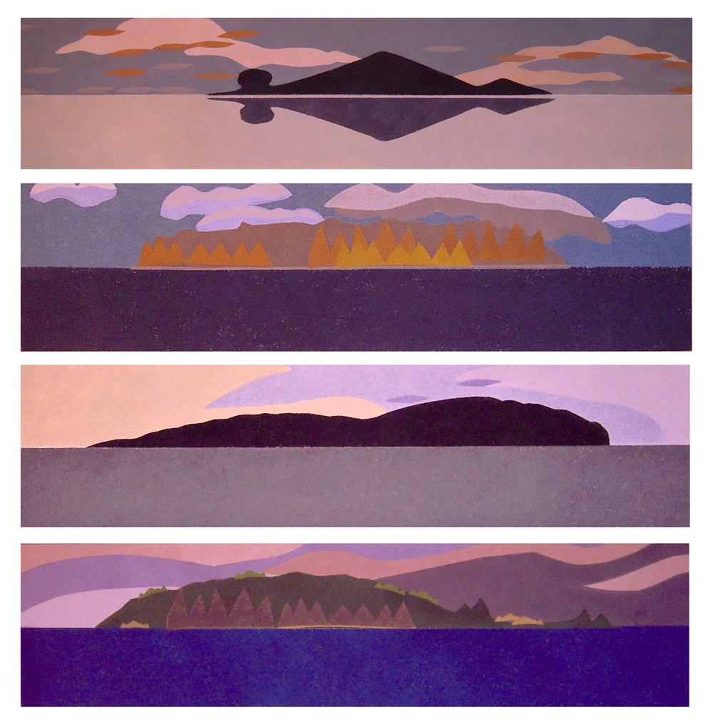 Susan Hardy, Bright Island Series