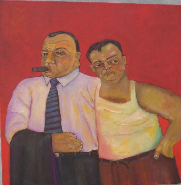 Stephen Basso, 'the parino brothers', ca. 2005, Tabla Rasa Gallery
