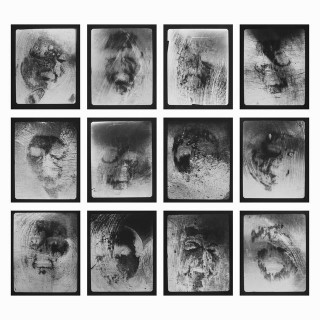 , 'X Sconosciuti (12 images),' 2015, Galleria del Cembalo