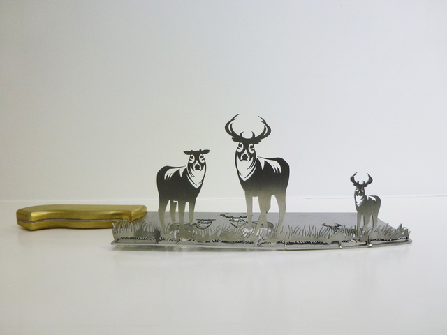 , 'Gaze,' 2014, Contemporary by Angela Li