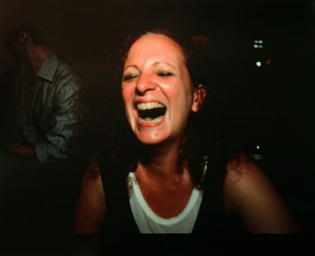 Nan Goldin, 'Self portrait laughing', 1999, ClampArt