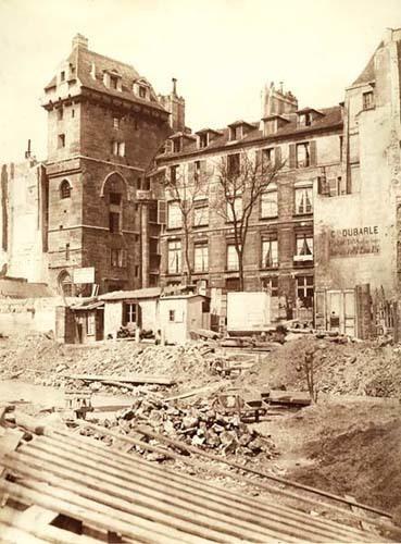Charles Marville, 'Tour de Jean-sans-Peur, Paris', 1865c/1865c, Contemporary Works/Vintage Works