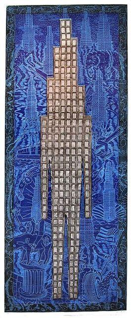 , 'Skyline,' , Robischon Gallery
