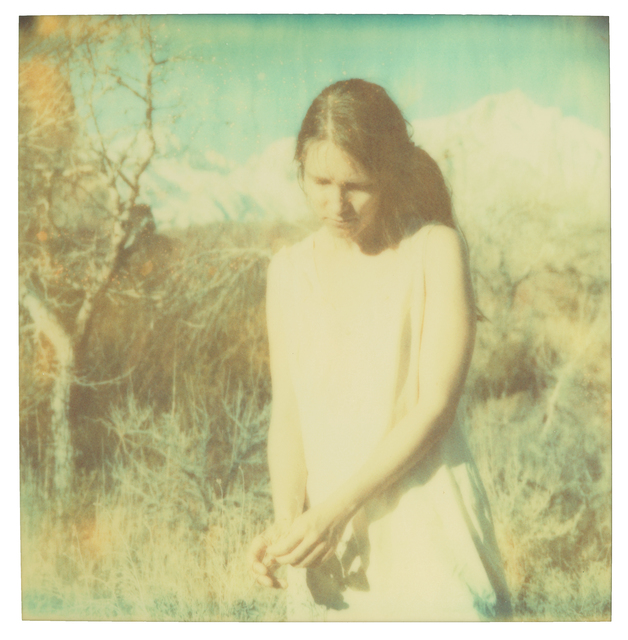 Stefanie Schneider, 'Wildflower', 2003, Photography, Analog C-Print, hand-printed by the artist on Fuji Crystal Archive Paper, based on a Polaroid, mounted on white Sintra with matte UV-Protection, Instantdreams