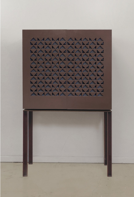 , 'Lattice Cabinet,' , PILAR CLIMENT