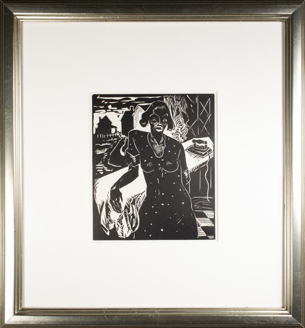 , 'Monday in Wick Haven,' 1936, David Barnett Gallery