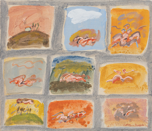 , 'Appunti in Maremma (Notes From Maremma),' 2009, Arco Gallery