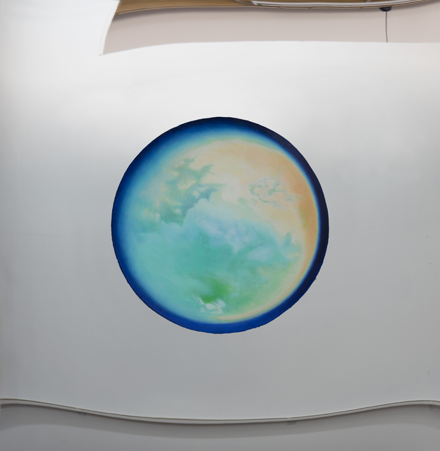 , 'Eccentric Action Painting 2,' 2018, Nanda\Hobbs