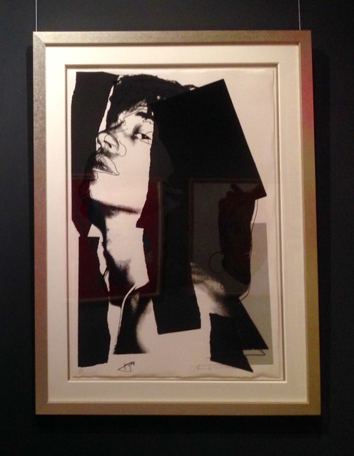 Andy Warhol, 'Mick Jagger (FSII.144)', 1975, Collectors Contemporary