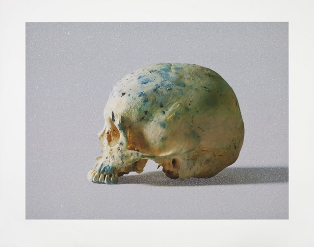 , 'Studio Half Skull, Half Face,' 2009, Other Criteria