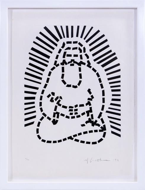 , 'Passage du Nord-Ouest, from La Nouvelle Chute de l'Amérique,' 1992, Shapero Modern