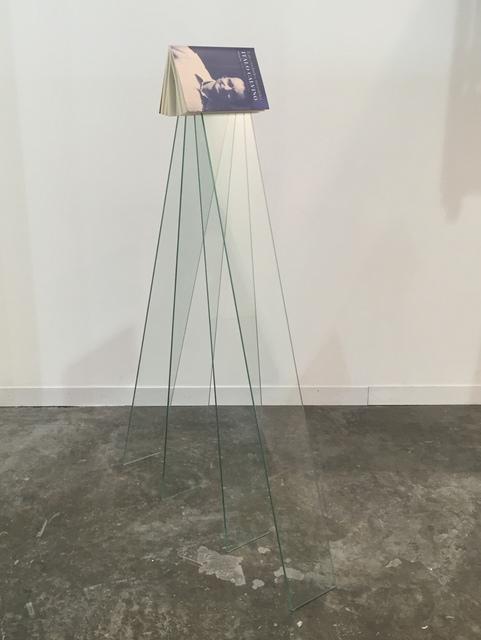 , 'Las ciudades invisibles y vidrios en equilibrio,' 2016, Diablo Rosso