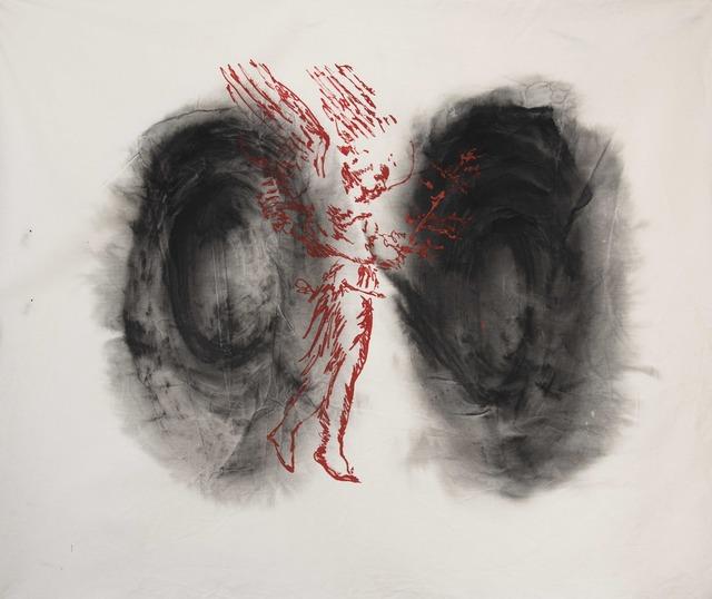 , 'Angel [serie Ultramundo],' 2017, Pasto