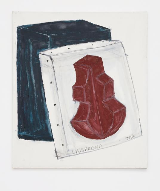 , 'Ljuskrona av trä,' 1980-1989, Galerie Nordenhake