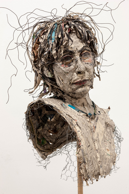 , 'Self Portrait,' 2011-2012, Rosamund Felsen Gallery