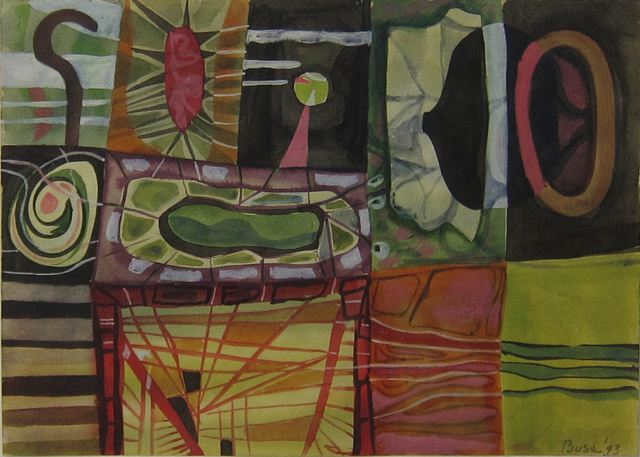 , 'untitled,' 1943, Albert Merola Gallery