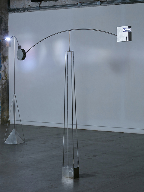 , 'Parhelia I,' 2015, Blindspot Gallery