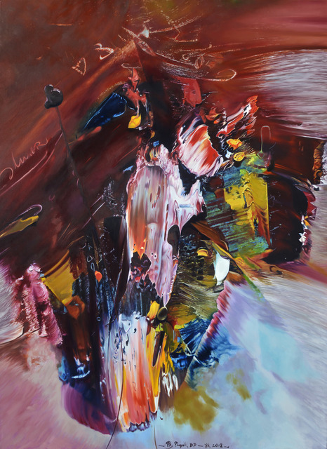 , 'Bluur Merah,' 2018, Mizuma Art Gallery