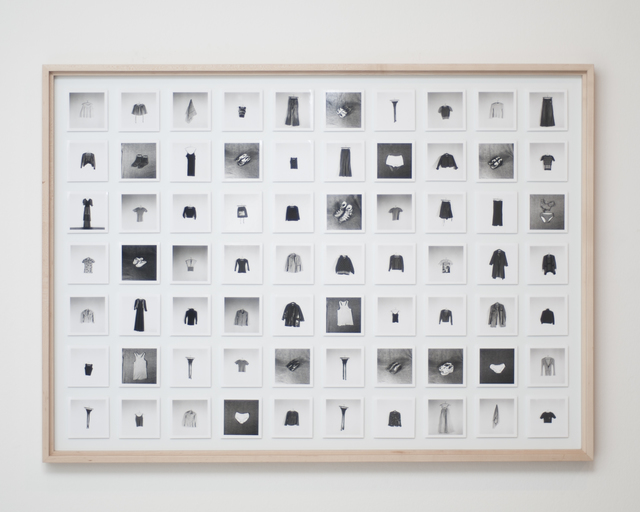 , 'All the clothes of a woman,' , Galerie Mehdi Chouakri