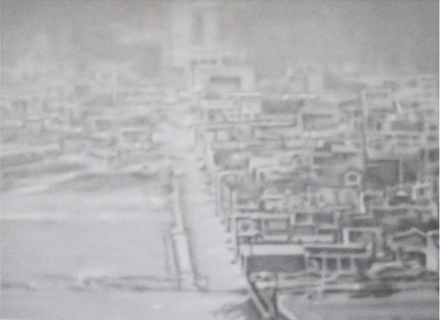 , 'Parres 15,' 2007, Proyecto Paralelo
