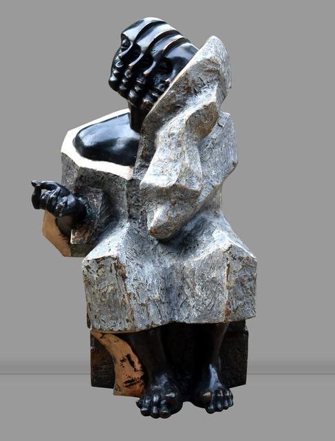 , 'Thinker ,' 2019, Art Pilgrim