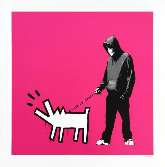 Banksy, 'Choose Your Weapon', 2010, Kings Wood Art