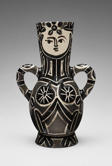 Pablo Picasso, 'Vase deux anses hautes (Vase with Two High Handles, The Queen)', 1953, Phillips