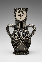 Vase deux anses hautes (Vase with Two High Handles, The Queen)