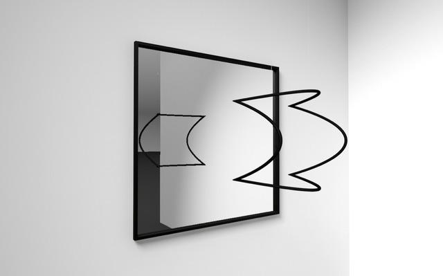 , 'Squaring the Circle,' 2013, Galería OMR