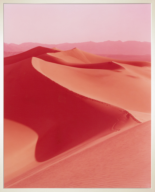 , 'Sunrise on Mesquite Flat Dunes, Death Valley, California,' 2013, Fraenkel Gallery