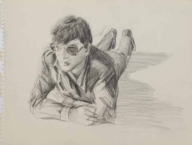 , 'Untitled ( Boy with Sunglasses ),' n.a., Galerie Thomas Fuchs