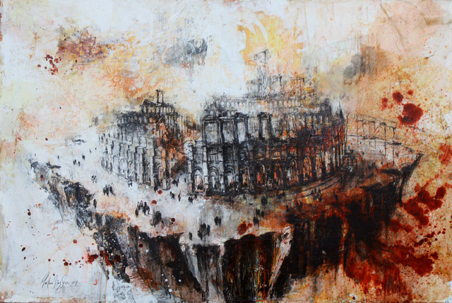 ", 'Series ""Babylon s.XXI"",' 2017, Victor Lope Arte Contemporaneo"