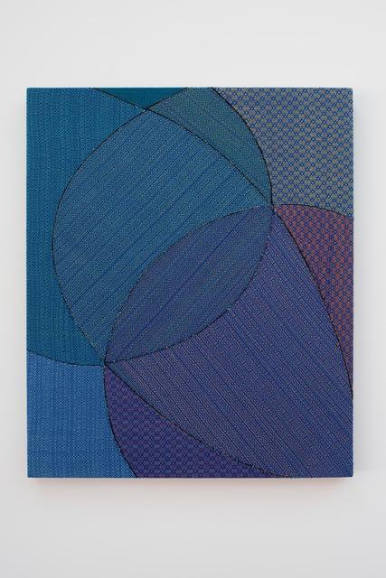 , 'Phase II,' 2016, Almine Rech