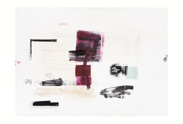 , 'Serie Cortazar, Monoprint T,' 2015, Artemisa Gallery