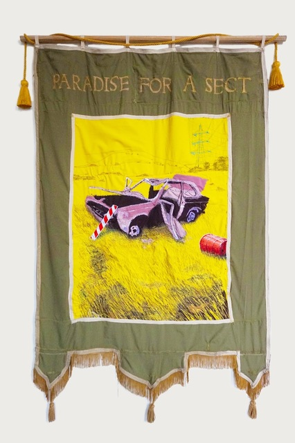 , 'Paradise For A Sect,' 2017, Galerie Bart