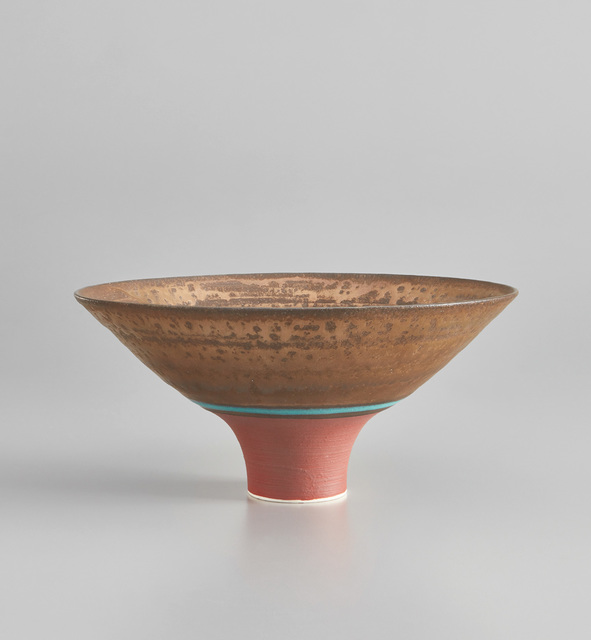 Lucie Rie, 'Bowl', circa 1983, Phillips