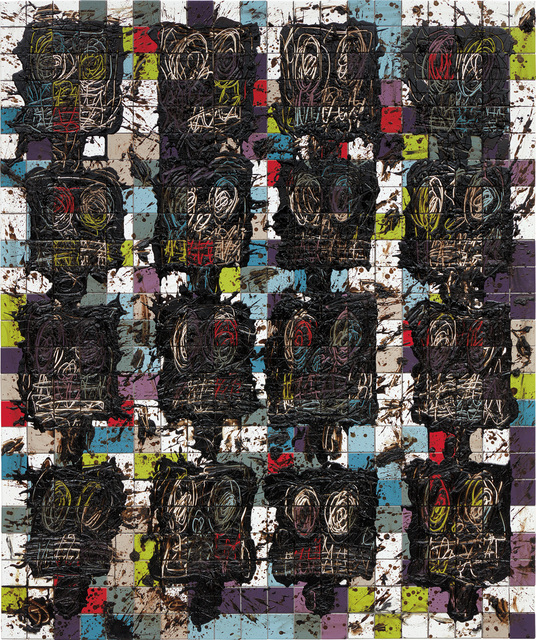 Rashid Johnson, 'Color Men', 2016, Phillips