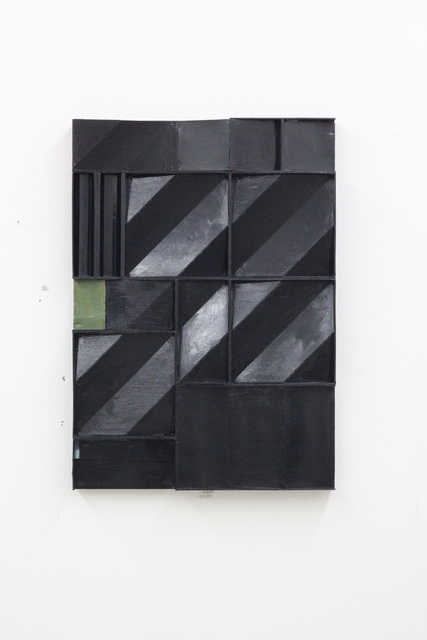 , 'Untitled (fault line) 07,' 2015, Galerie Andreas Huber