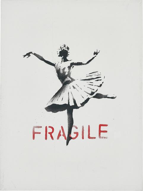 Banksy, 'Ballerina CP/03', 2013, Phillips