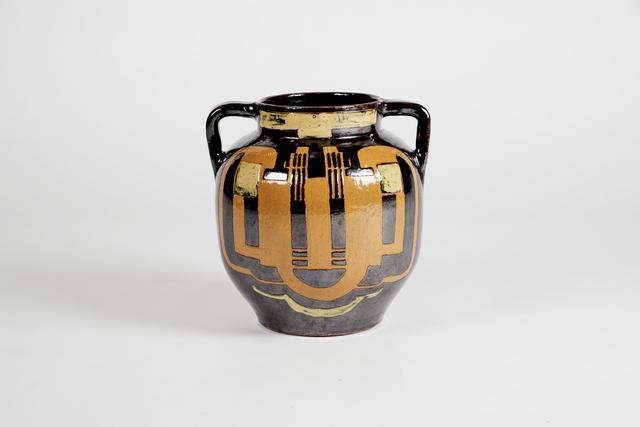 Anne Dangar, 'Double Handled Ceramic Jug', ca. 1940s, Design/Decorative Art, Glazed ceramic, Maison Gerard