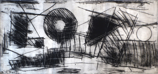 , 'Composition (Love), Plate 714,' 1983, Gallery Neptune & Brown